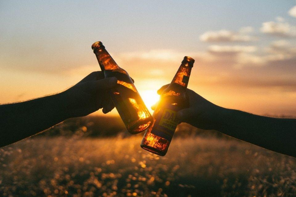 alcohol vruchtbaarheid vrouw
